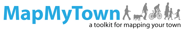 MapMyTown (banner) - An innovative toolkit for communities to make their own maps